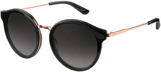 Juicy Couture Horn Rimmed Sunglasses