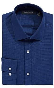 Tommy Hilfiger Slim Fit Cotton Dress Shirt