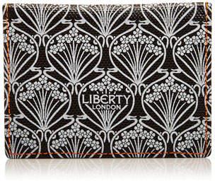Liberty London Neon Canvas Travel Card Case