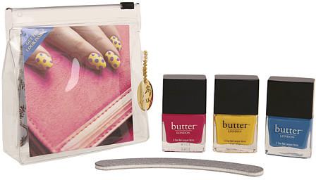 Butter London The POP! Art Trio