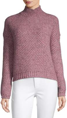 HUGO Knitted Cotton-Blend Sweater