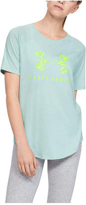 Under Armour Women Fit Kit Baseball TShirt