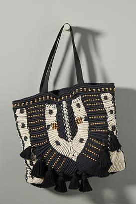 Cleobella Menorca Embellished Tote bag