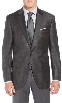 Peter Millar Classic Fit Wool Sport Coat