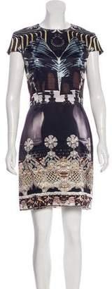 Mary Katrantzou Printed Silk-Blend Dress
