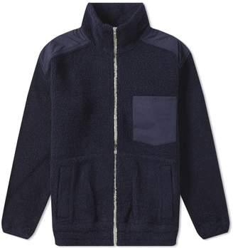 Nanamica Pile Jacket