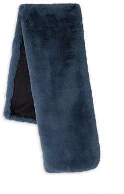 Marc Jacobs Faux-Fur Stole