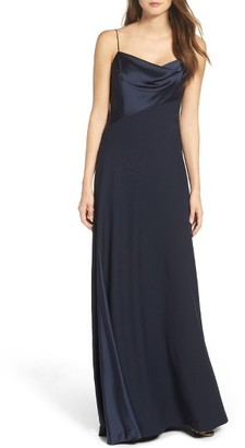 Women's Vera Wang Slip Gown $298 thestylecure.com