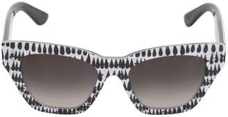 Printed Acetate Sunglasses