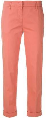 Aspesi slim cropped trousers