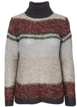 Noisy May Cash High-Neck Sweater