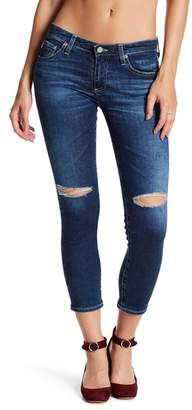 AG Jeans Stilt Crop Skinny Stretch Jeans