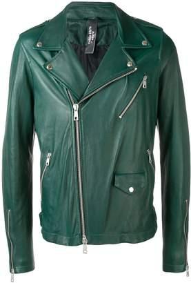 8cf78fbcd Green Biker Jacket Men - ShopStyle UK