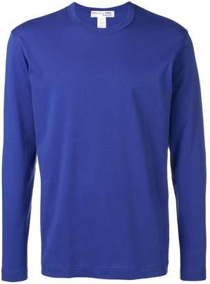 Comme des Garcons Boys logo printed sweatshirt