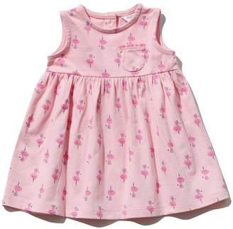 M&Co Flamingo print sleeveless dress