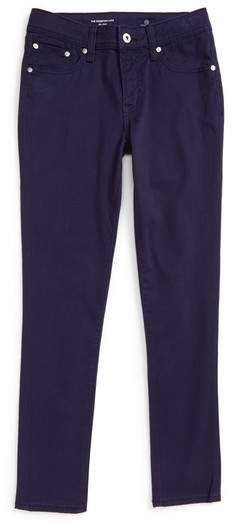 ag adriano goldschmied kids The Kingston Luxe Slim Jeans