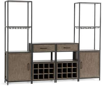 Pottery Barn 1 Console + 2 Towers