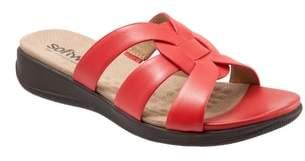 SoftWalk R) Thompson Slide Sandal