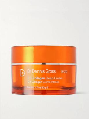 Dr. Dennis Gross Skincare C+ Collagen Deep Cream, 50ml