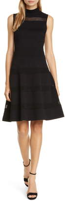 Kate Spade Fit & Flare Sweater Dress