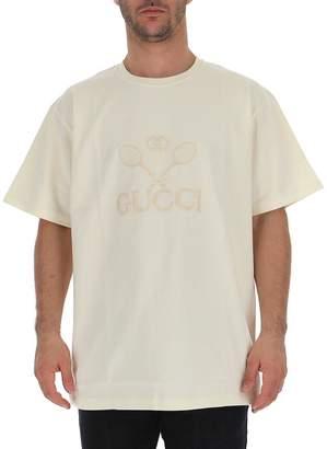 Gucci Tennis Logo T-Shirt