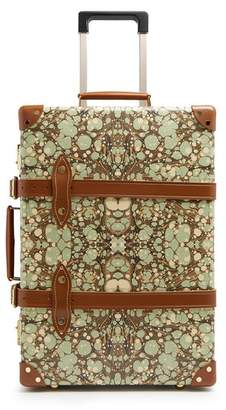 Globe-trotter Globe Trotter X Matchesfashion.com Centenary 20 Cabin Suitcase - Womens - Multi