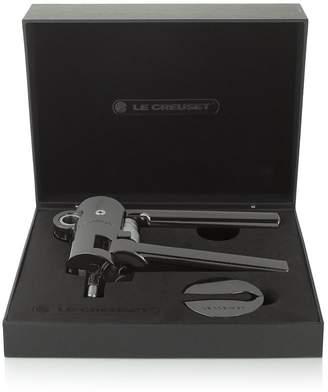 Le Creuset Advanced Lever Corkscrew Set
