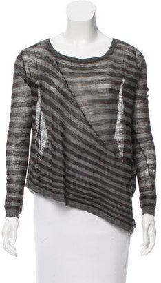 Inhabit Striped Alpaca Sweater w/ Tags $85 thestylecure.com