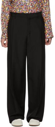 Loewe Black Pleated Trousers