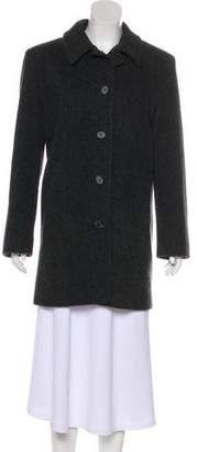 Calvin Klein Wool Short Coat