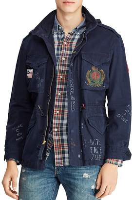 Polo Ralph Lauren Yale M6 Combat Jacket - 100% Exclusive
