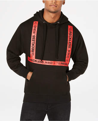 Young & Reckless Mens Dual Threat Hoodie