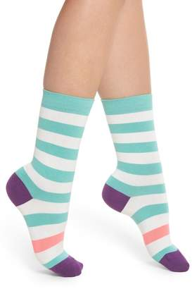 Paul Smith Fearne Stripe Crew Socks
