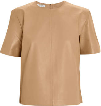 7693bec74881f Equipment Beige Women s Tops - ShopStyle