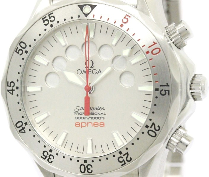 Omega Omega Seamaster 2595.30 Stainless Steel Automatic 42mm Mens Watch