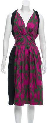Sophie Theallet Midi Sleeveless Dress w/ Tags