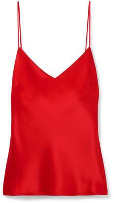 Galvan - Satin Camisole - Red