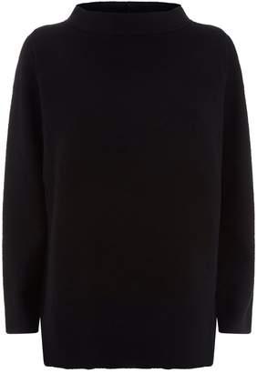 Eileen Fisher Inverted Seam Sweater