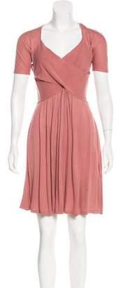 Vena Cava Jersey Knee-Length Dress