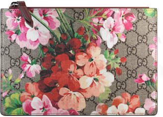 GG Blooms pouch $360 thestylecure.com