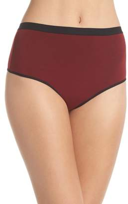 MARY YOUNG High Waist Thong