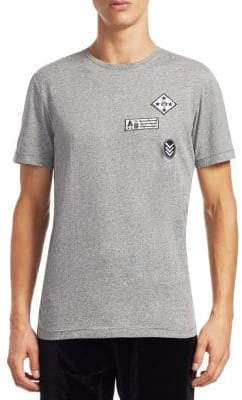 Saks Fifth Avenue x Anthony Davis Graphic Patch Tee