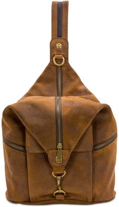 Patricia Nash Burnished Suede Milazzo Sling Backpack
