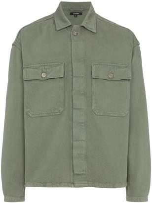 Yeezy Season 6 workwear shirt