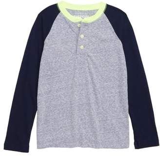 J.Crew crewcuts by Colorblock Henley