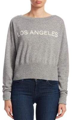 Theory Los Angeles Cashmere Pullover