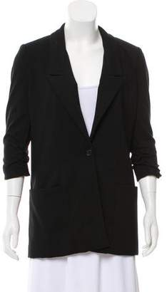 Elizabeth and James Long Notch-Lapel Blazer