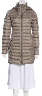 MICHAEL Michael Kors Quilted Down Short Coat w/ Tags