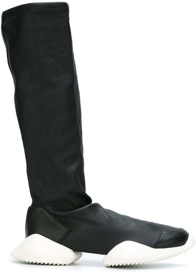adidasAdidas x Rick Owens 'Tech Runner' boots