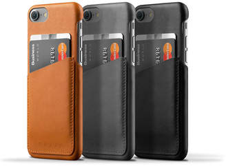 Mujjo Leather Wallet Case for iPhone 7 and 7 Plus